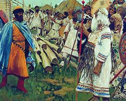 Христианство как спасение Руси